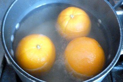 Варим апельсины