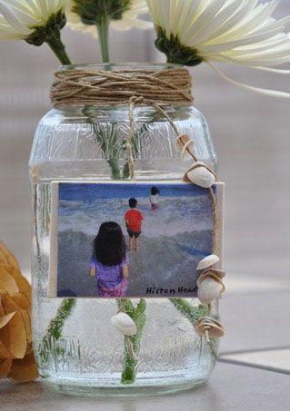 Ностальгическая ваза фото