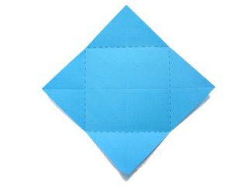 делаем квадраты и треугольники фото