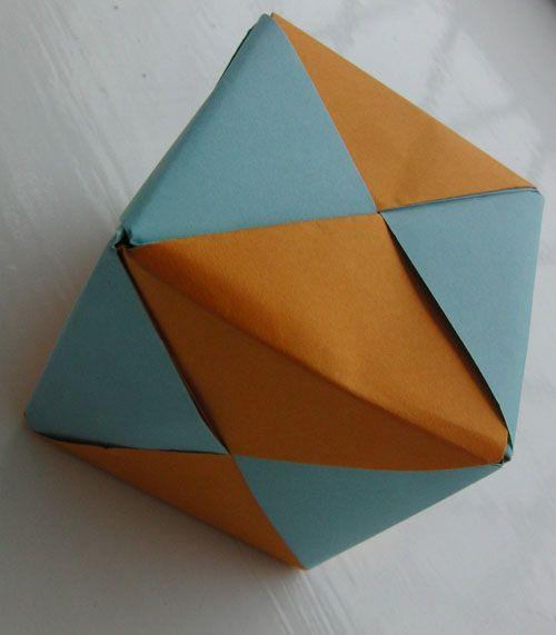 изготовление подарочной коробки второй вариант фото