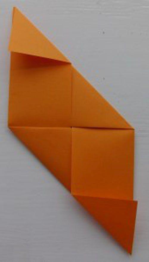 повторяем с другим треугольником фото