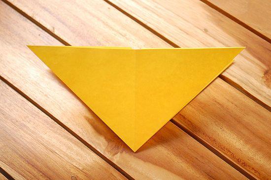 поворачиваем треугольник наоборот фото