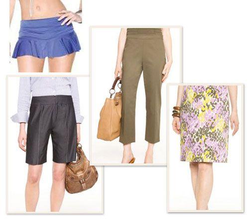 Вещи, которые нельзя одевать на собеседование Фото