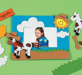 Детская рамка Фото