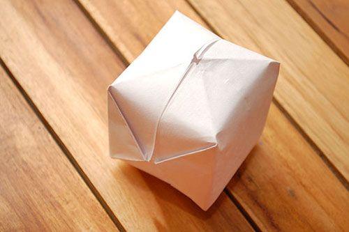 Готовый куб Фото