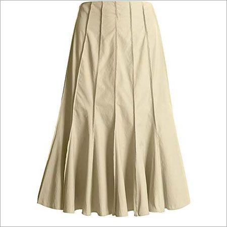 Фото юбка в пол из клиньев