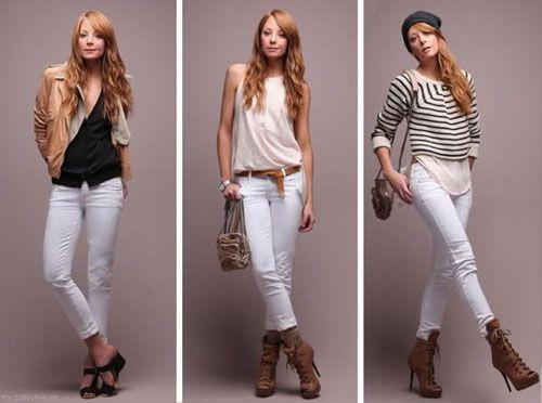 Модные вариации гардероба Фото