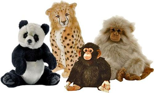 Мягкие игрушки своими руками Фото