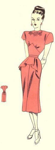 Нарядное платье рисунок