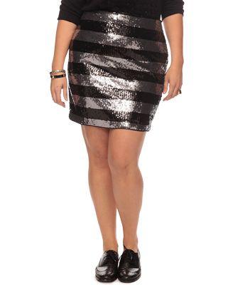 Полосатая юбка Фото
