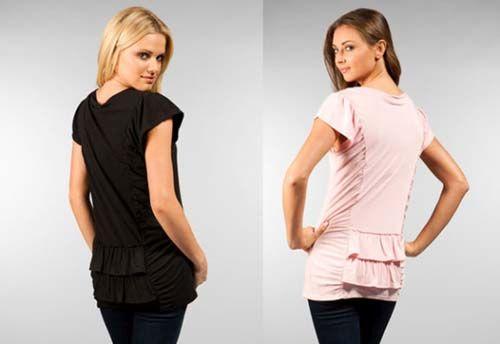 Стильная одежда для девушек Фото
