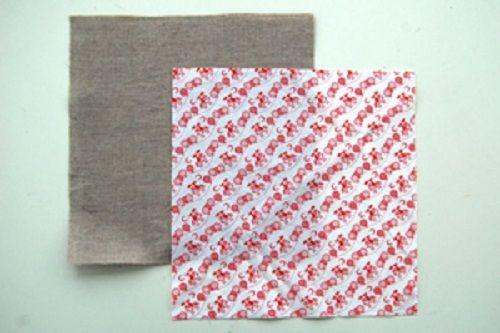 ткань для конверта фото