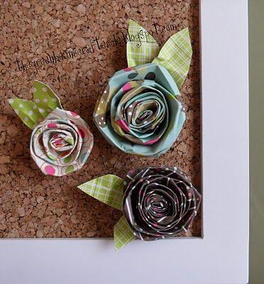 Готовые цветы разных размеров фото