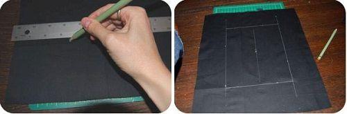рисуем шаблон для семенных панелей фото
