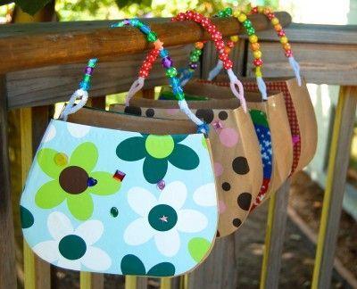 Картонные сумки Фото