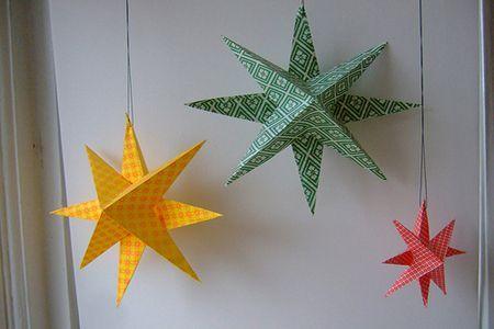 Звезды на стене фото
