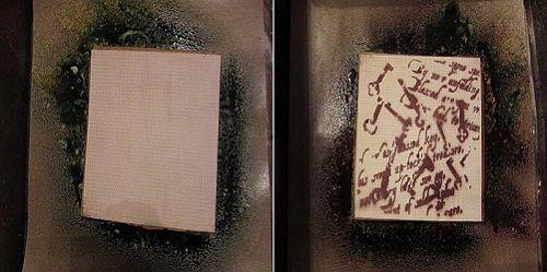 создаем рисунки на бумаге фото