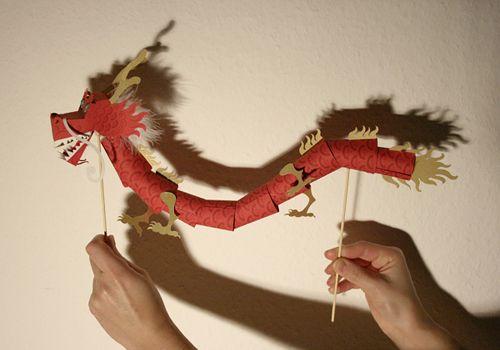 дракон готов фото