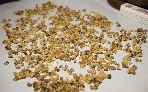 готовим орехи фото