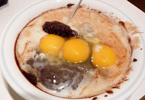 добавляем молоко и яйца фото
