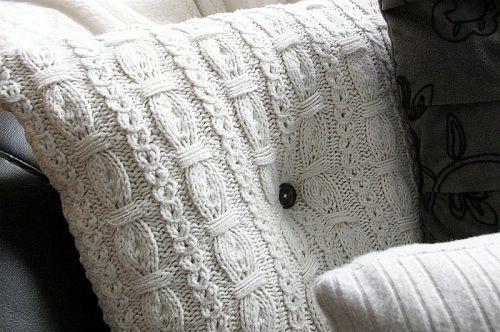украшаем подушку фото