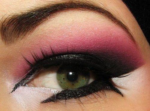 пример арабского макияжа 4 фото