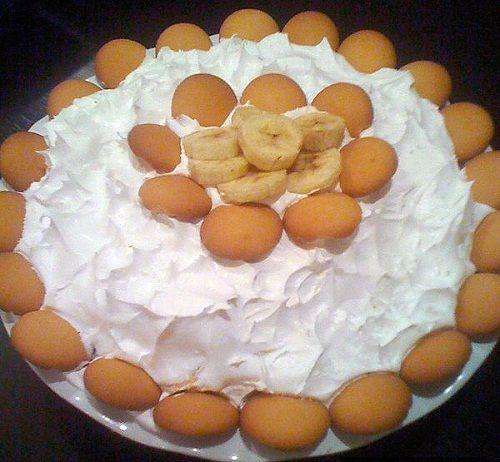 готовый пирог фото