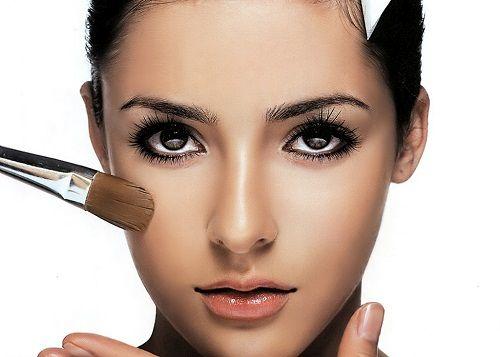 пример макияжа 1 фото