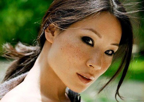 пример макияжа для азиатских глаз 2 фото