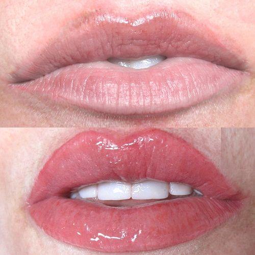 пример макияжа 2 фото