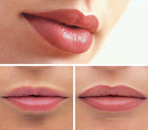 пример макияжа 3 фото