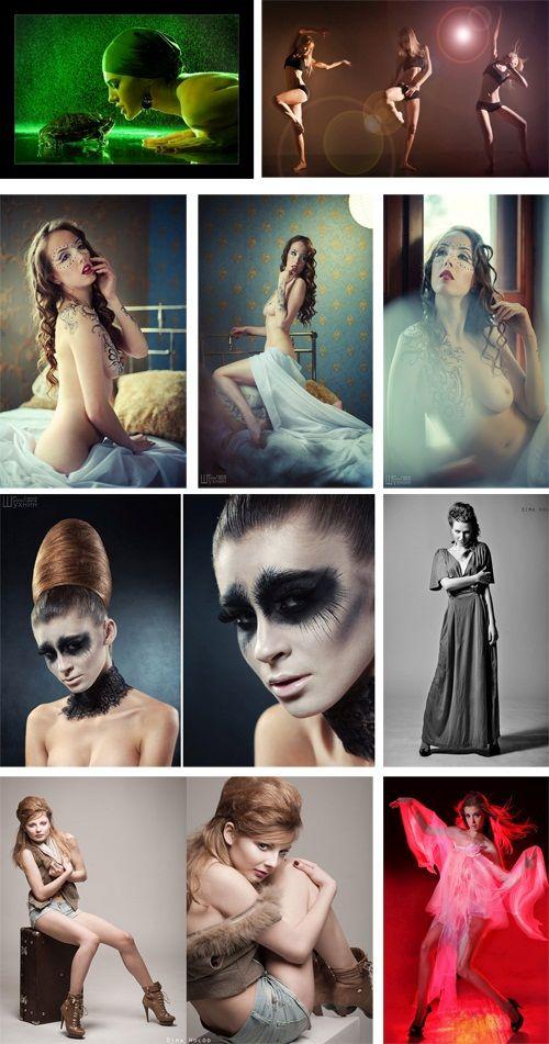 озможные идеи для воплощения в студии фото