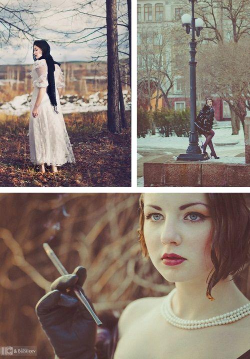 варианты зимней фотосесии фото