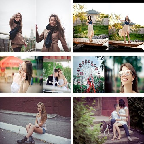варианты поз для фотосессии фото