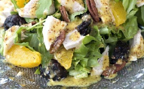 салат из индейки фото