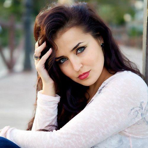 макияж для светлых глаз фото