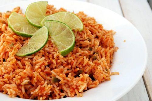 готовим рис по-мексикански фото
