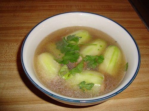 готовим тайский суп фото