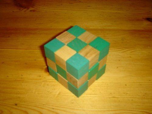 готовый кубик фото