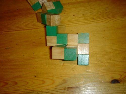 делаем кубик шаг 3 фото
