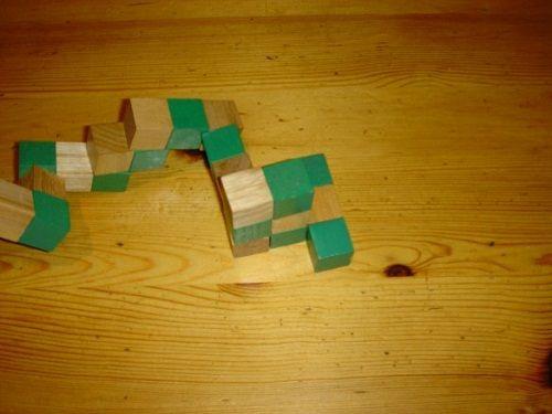 делаем кубик шаг 5 фото