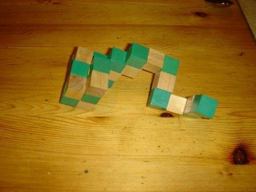делаем кубик шаг 7 фото