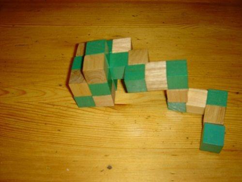 делаем кубик шаг 8 фото