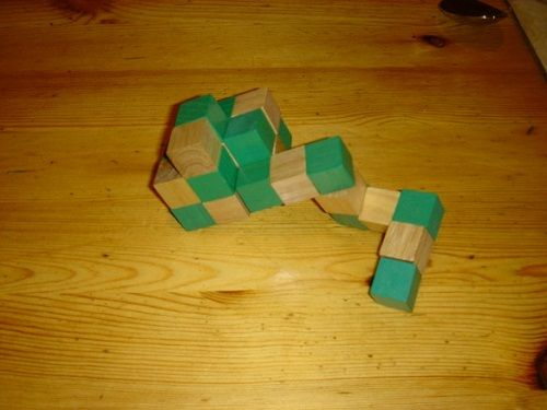 делаем кубик шаг 9 фото