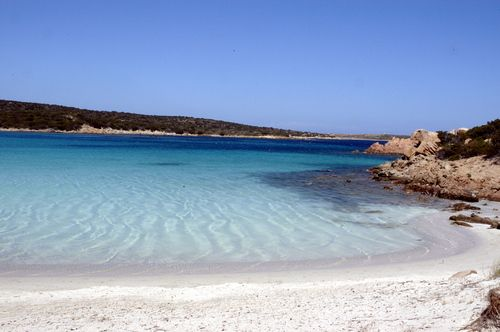 Остров Капрера фото