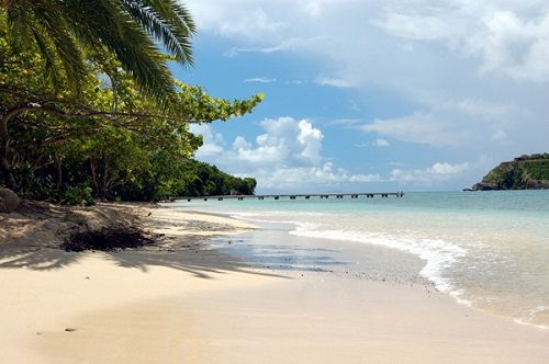 Голубиный пляж фото