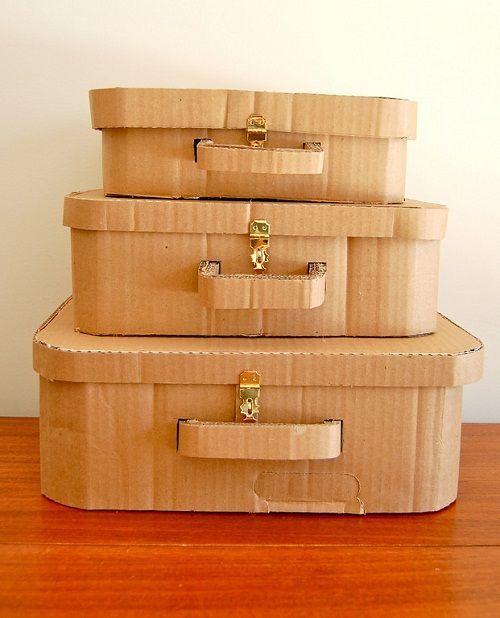 готовые чемоданы фото