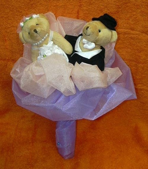 букет на свадьбу фото