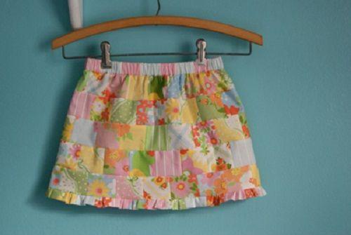 готовая юбка фото