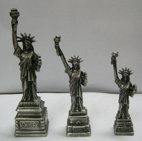 """статуэтки """"Статуя Свободы"""" фото"""